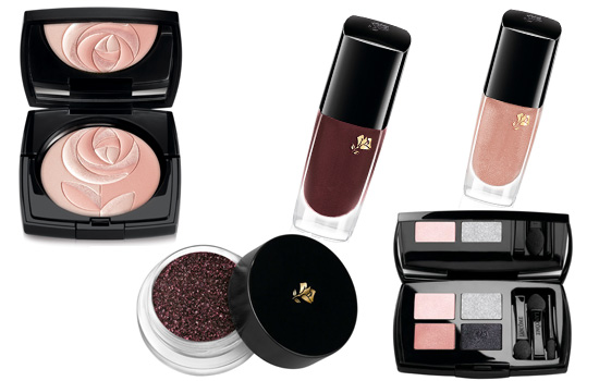 Lancome fall 2010 makeup collection Lancome French Coquettes Collection for Fall 2010
