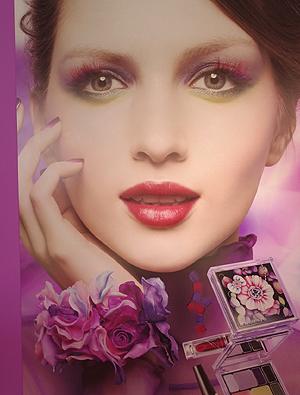 Shu Uemura fall 2010 Fluorescent makeup collection Shu Uemura Florescent Collection for Fall 2010