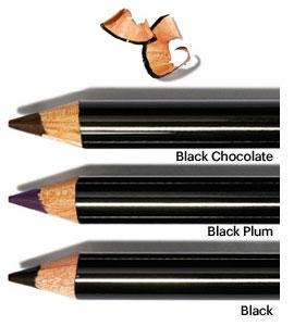 Bobbi Brown Black Velvet fall 2010 kohl eyeliner swatch Bobbi Brown Black Velvet Makeup Collection for Fall 2010   Information, Photos & Prices