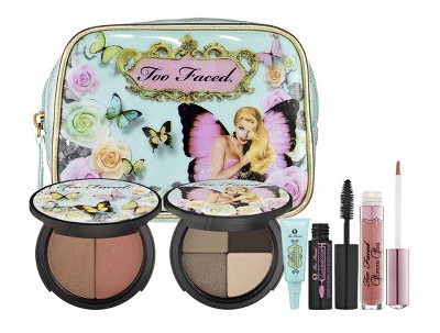 Too Faced Holiday 2010 Pixie Perfect Gift Set Too Faced Pixie Perfect Makeup Kit Holiday 2010 Gift Set