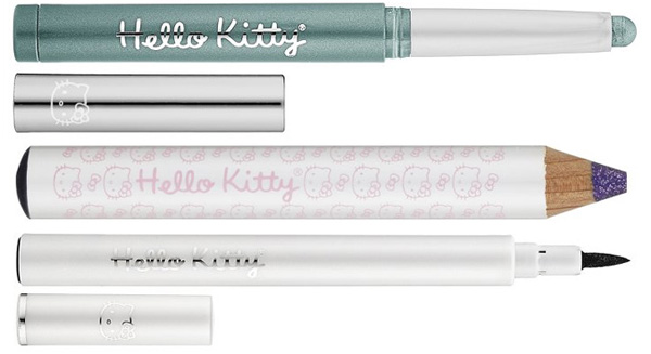Hello Kitty 2011 Collection eye products Hello Kitty Collection for Spring 2011   Limited Edition