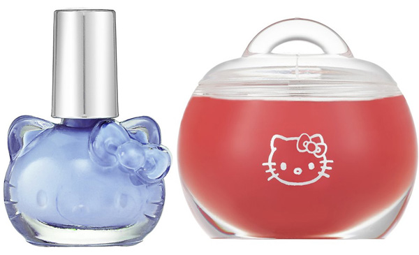 Hello Kitty 2011 Makeup Collection products Hello Kitty Collection for Spring 2011   Limited Edition