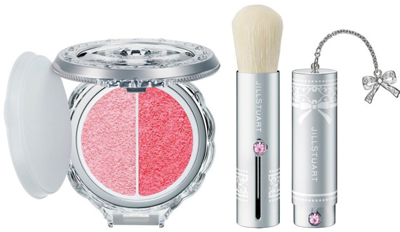 Jill Stuart 2011 Spring Blush Duo Jill Stuart Makeup Collection for Spring 2011   New Photos