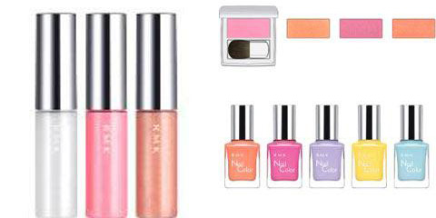 RMK 2011 Spring Summer products RMK Spring Shimmer Collection for Spring   Summer 2011   Sneak Peek & Photos