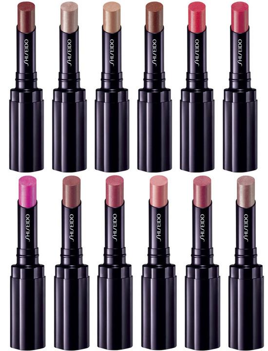 Shiseido 2011 Spring Summer Lipstick Shimmering Rouge Shiseido Makeup Collection for Spring   Summer 2011   Sneak Peek & Promo Photos