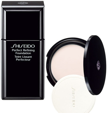 Shiseido 2011 Spring Summer Perfect Refining Foundation Shiseido Makeup Collection for Spring   Summer 2011   Sneak Peek & Promo Photos