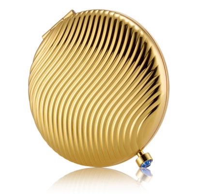 Estee Lauder Holiday 2012 Golden Wave Compact Estee Lauder Holiday 2012 Compact Collection – Official Info & Photos