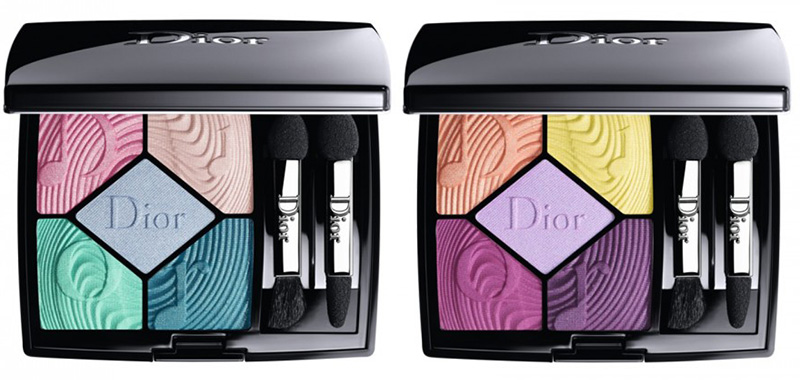 Dior Glow Vibes Spring 2020 Makeup Collection Beauty Trends And