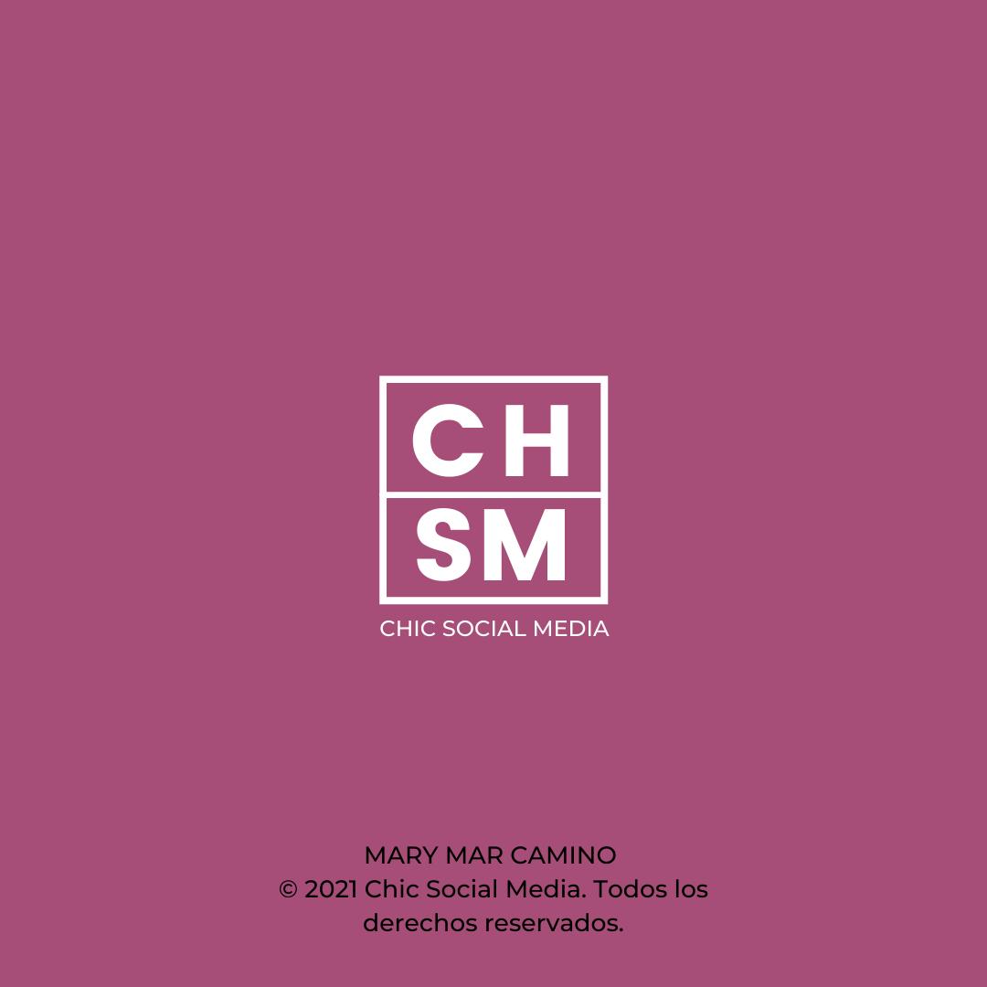 Chic Social Círculo Cromático, Media. Mary Mar Camino.