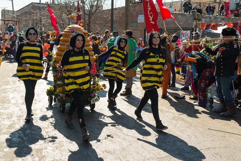 bee funny 2015 by Milosh Kosanovich