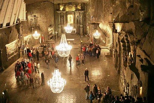 Minas De Sal De Wieliczka | Un Mundo Subterráneo En Polonia