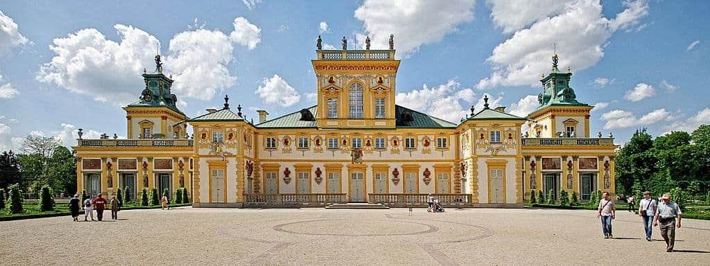 El Palacio Wilanów | El Versalles Polaco | Turismo en Varsovia