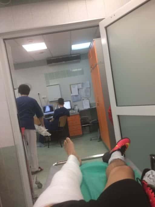 polish hospital