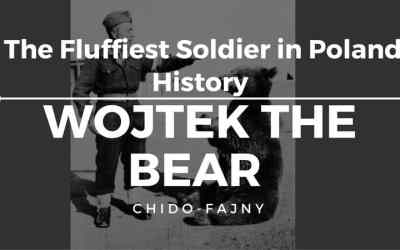 Wojtek The Bear | The Fluffiest Soldier in Poland History
