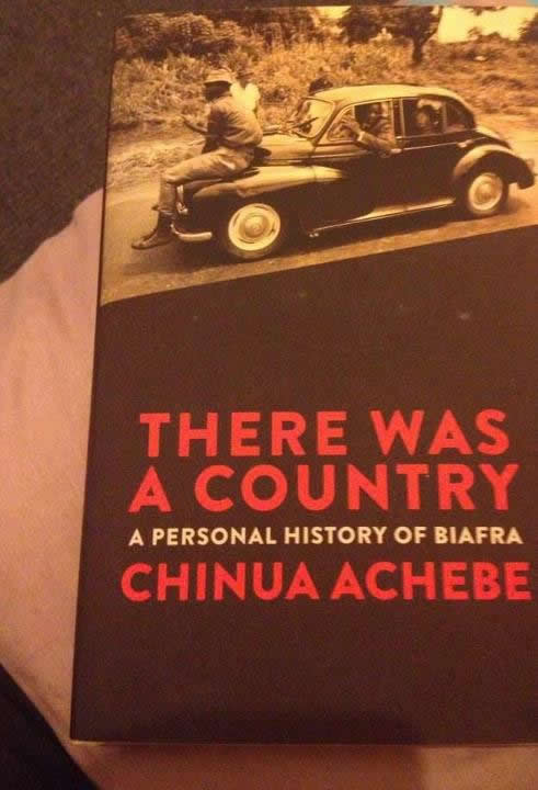 First, There Was A Country; Then There Wasn't: Reflections On Achebe's New Book (2)