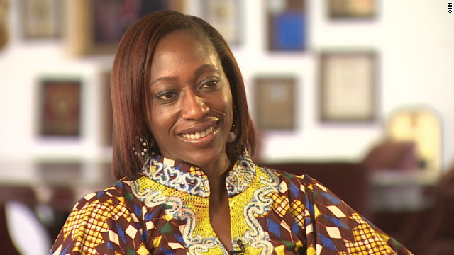 Hafsat Abiola: Nigerian activist keeps family legacy alive