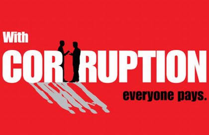 CORRUPTION KILLS!