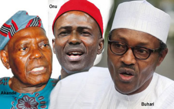 2015: Manifesto of Nigerian Opposition Politics by Salihu Mohammed Lukman- A Review