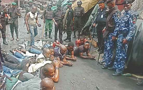 Enough of the Oppression and Injustice against Igbo Traders in Lagos State!