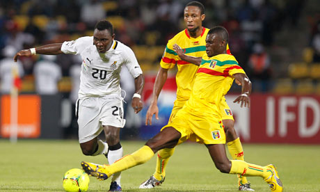 Africa Nations Cup: Mali tops Ghana to win 3rd place again