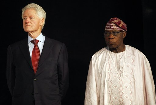 Nigeria must target poverty in nation to stop violence now sweeping north: Bill Clinton