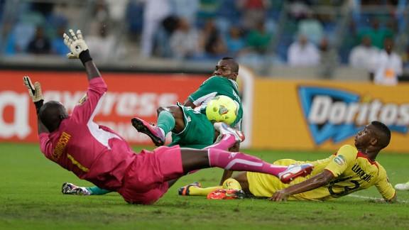 Nations Cup: Nigeria's Super Eagles soar into final