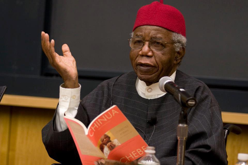 Chinua Achebe: What a Life!