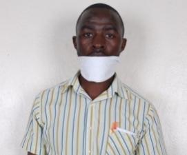 William Ntege: a victim of police harrassment in Uganda