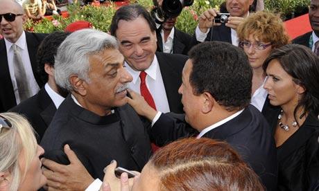 Hugo Chávez and me