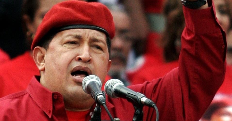 The Hugo Chavez revolution