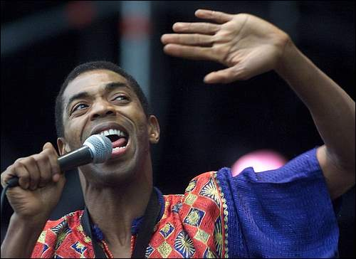 'I can't tell a woman that I will be faithful in our relationship' - Femi Kuti