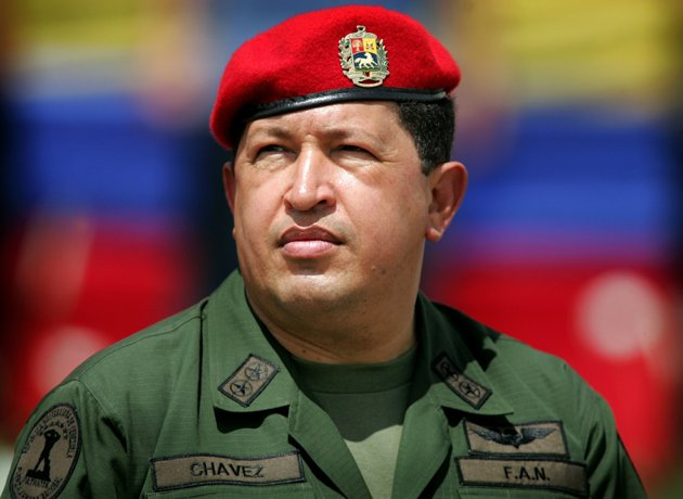 Letter from Hugo Chavez to Africa