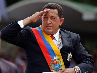 The Hugo Chavez revolution (2)