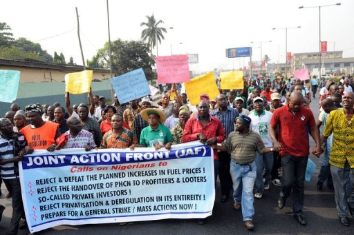 Nigerian Activists and Politics: How Serious?