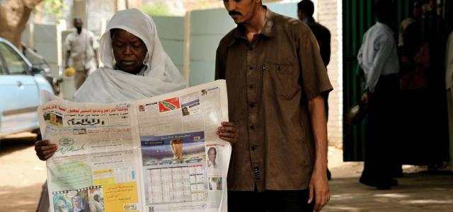 Sudan's new press law: violations and restrictions or transformation and freedom?