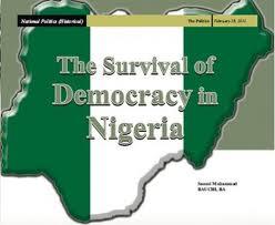 Nigeria's democracy: Fourteen years on