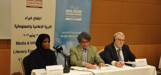 Doha Declaration on Supporting Media and Information Literacy Education in the Middle-East