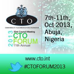 CTO Forum 2013