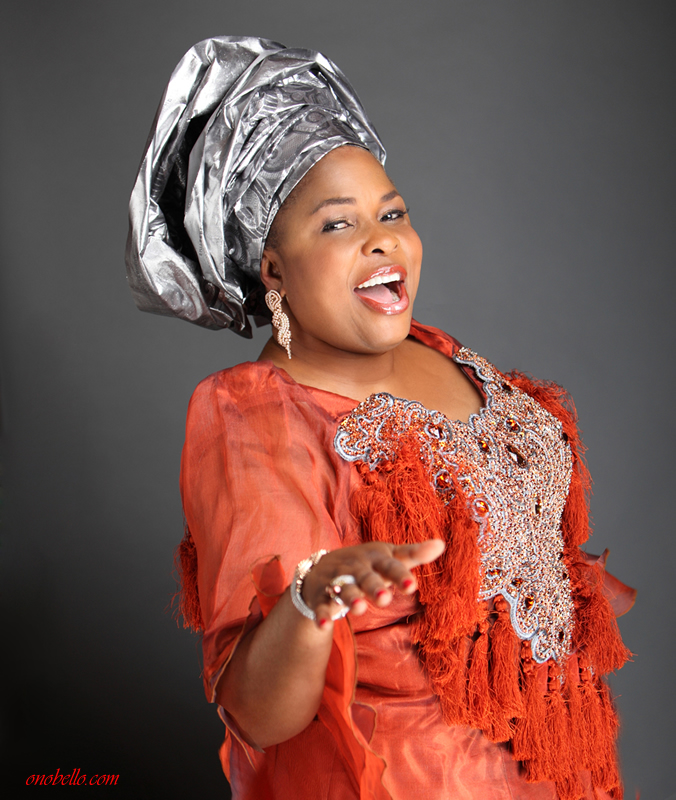 Dame Patience, our President's darling wife