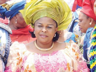 Patience Jonathan's excesses must be curbed