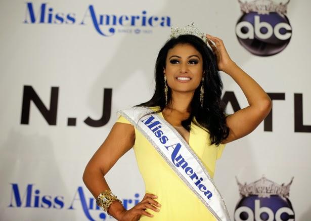 Miss America Nina Davuluri is not a symbol of progress