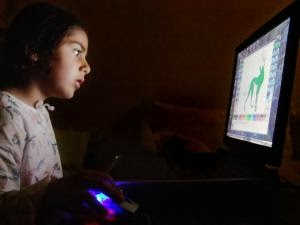 Children should spend no more than two hours a day on the internet – doctors