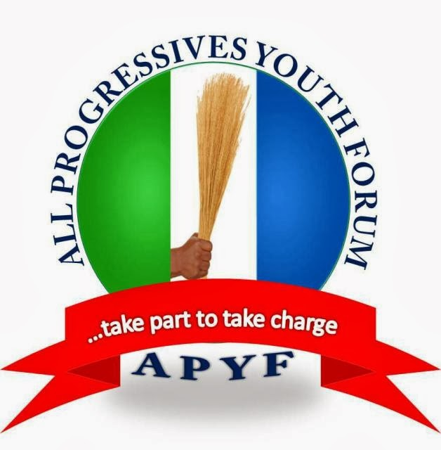 APC youths welcome G-5 Governors defection