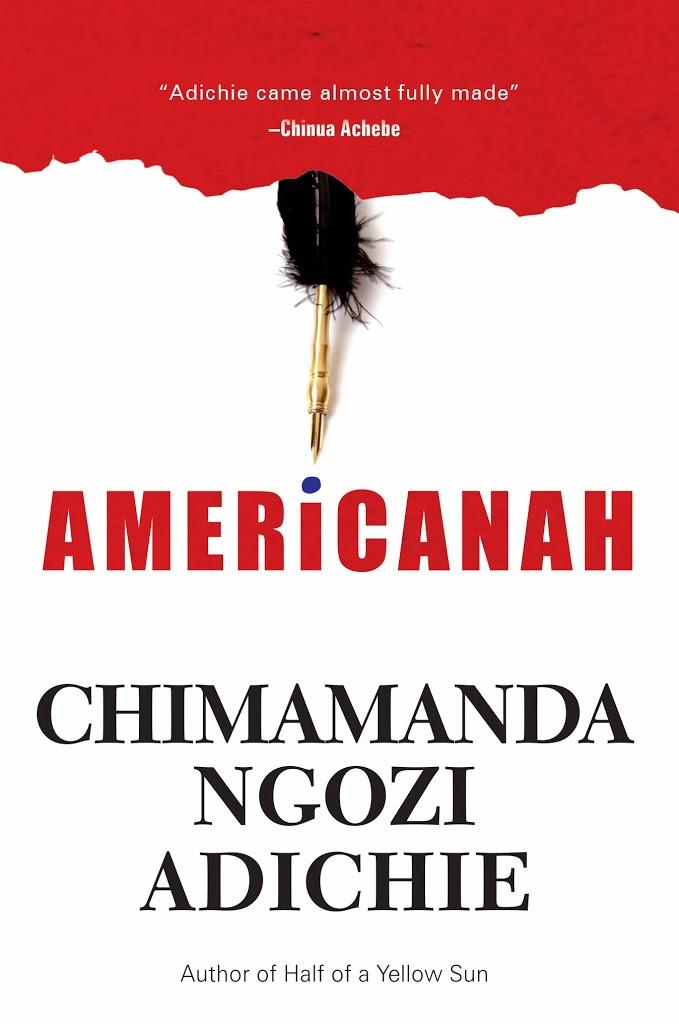 Chimamanda's Americanah among New York Times 10 best books of 2013