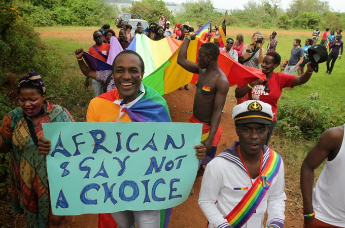 Uganda MPs pass controversial anti-gay law