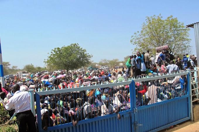 South Sudan leader warns against ethnic hatred