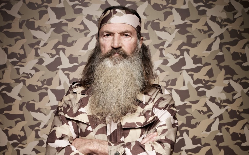 'Duck Dynasty' star Phil Robertson claims Black People were 'happy' pre-civil rights