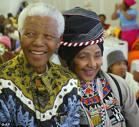 How Nelson Mandela betrayed us, says ex-wife Winnie