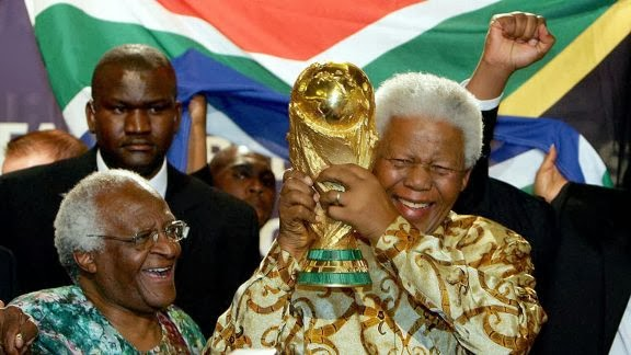 Mandela's sporting legacy will live on