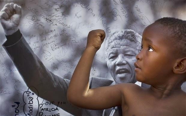 Madiba Mandela and the unfinished revolutionary agenda in Africa